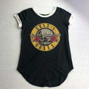 Guns n Roses graphic t shirt